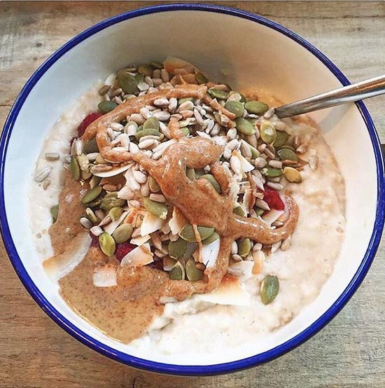 superfood breakfast deliciously ella mae deli
