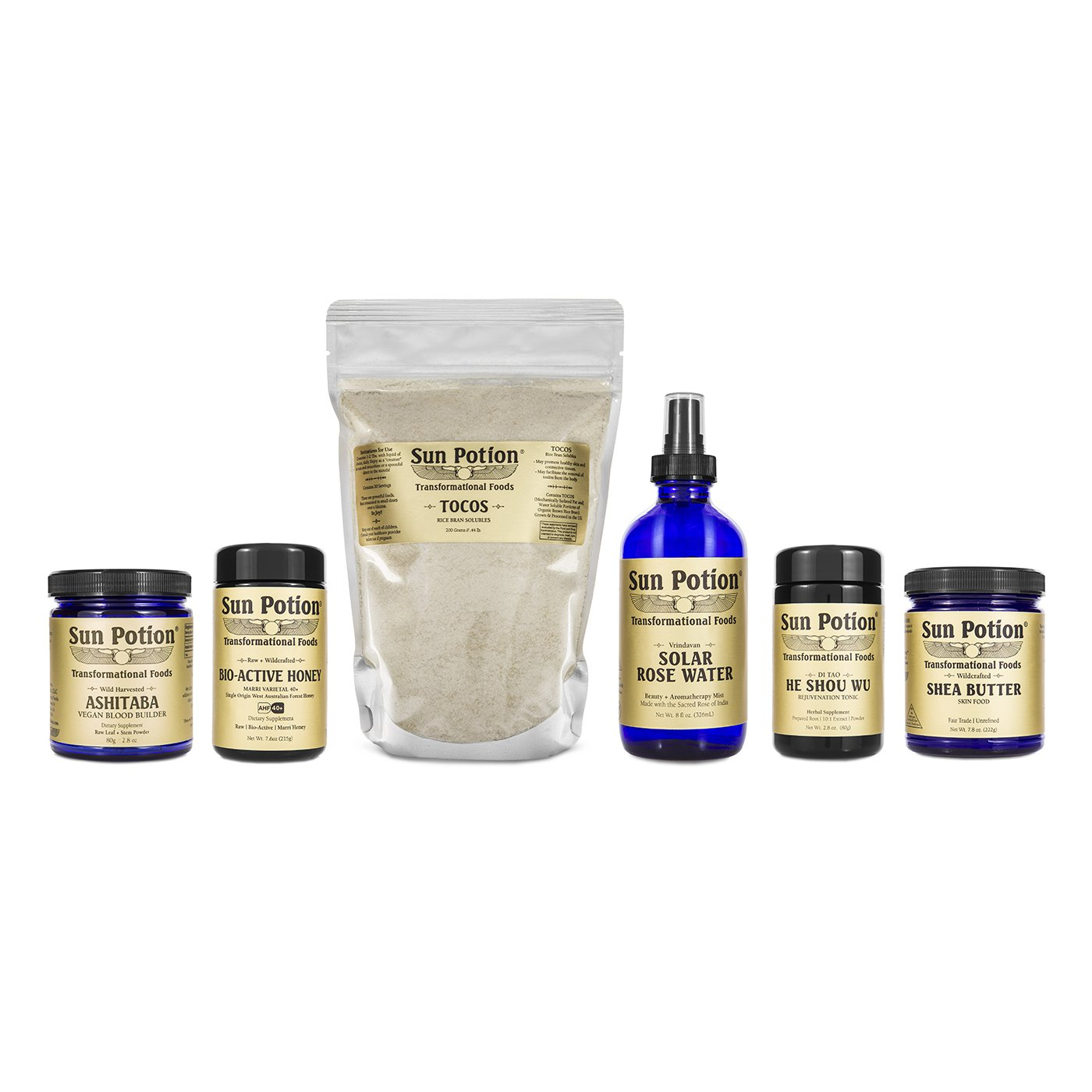 natural supplements sun potion